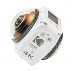 Caméra Kodak Pixpro Orbit 360 4K Adventure Pack - vue latérale