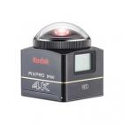 Caméra Kodak SP360 4K - Aqua Sport Pack - vue de côté