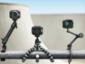 Camera Micro Cinema - Blackmagic caméra avec des accessoires