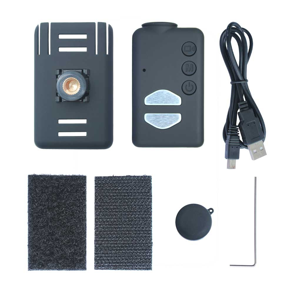 Caméra Mobius V3 lentille A2 contenu de la boite