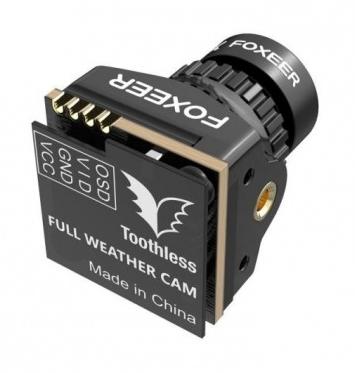 Caméra Nano Toothless 2 StarLight 1200TVL - Foxeer