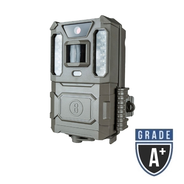 Caméra Prime Low Glow (LEDs blanches) Bushnell - Reconditionné