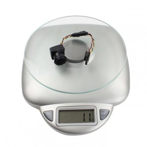 Caméra RunCam OWL 700 lignes dispose d\'un poids minimaliste 11 grammes