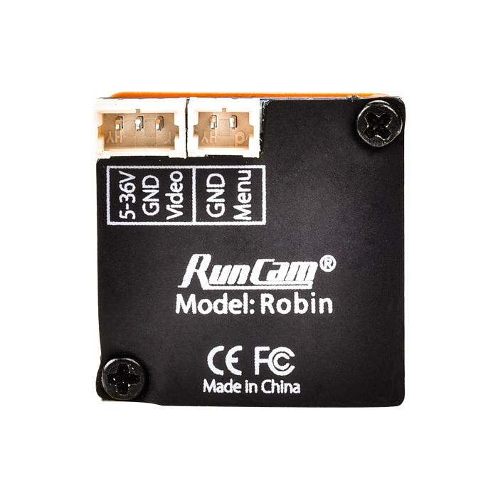 "Caméra Runcam Robin 1/3\"" CMOS 700TVL"