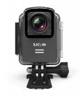 Caméra SJCAM M20 vue de face avec caisson