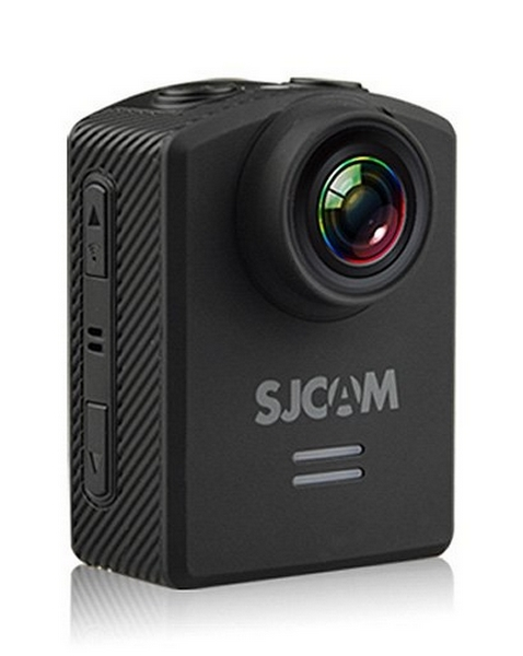 Caméra SJCAM M20 vue de biais sans caisson