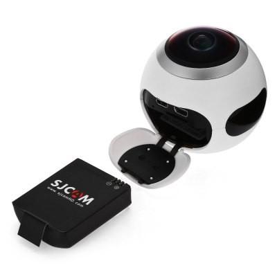 Caméra SJCAM SJ360 avec batterie amovible