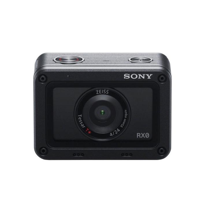 Caméra Sony RX0 de face