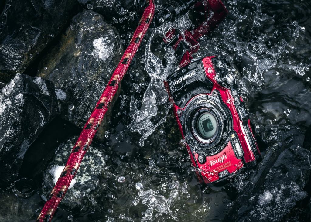 Caméra TG-5 - Olympus