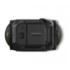 Caméra VIRB 360 Garmin vue de coté