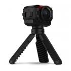 Caméra VIRB 360 Garmin montée sur trépied