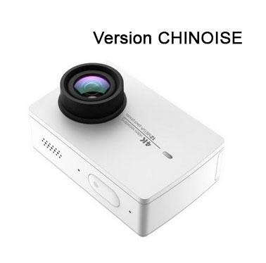 Caméra Xiaomi Yi 4K - version CHINOISE