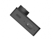 Caméra Xiaomi Yi 4K vue de haut caméra noire