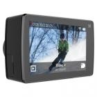 Caméra Xiaomi Yi 4K+ de dos avec écran tactile