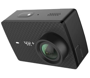 Caméra Xiaomi Yi 4K+ - vue de côté