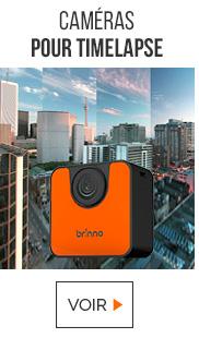 Caméras pour timelapse