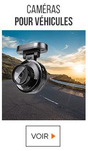 Caméras pour véhicules