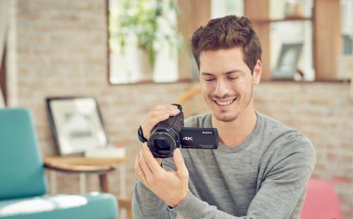 Caméscope FDR-AX53 - Sony