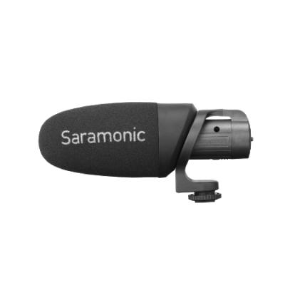 CamMic+ Micro Video Ultra léger - Saramonic