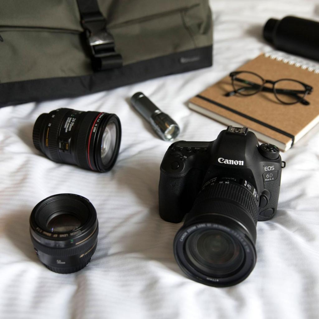 Canon EOS 6D Mark II (nu)