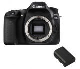 Canon EOS 80D + batterie supplémentaire