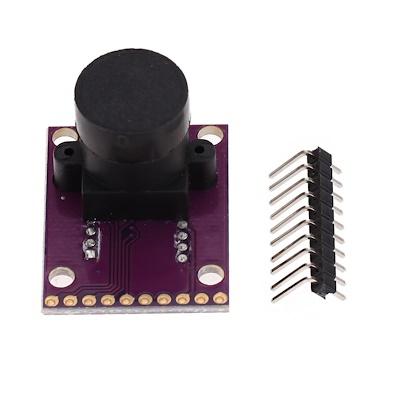 Capteur Purple Optical Flow pour APM