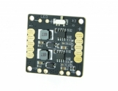 Carte de Distribution CC3D Foxeer BEC dual 12 5 volts vue de face