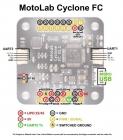 Carte de vol Motolab Cyclone V1.2