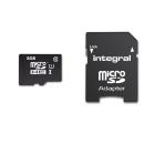 Carte Integral microSD 8Go