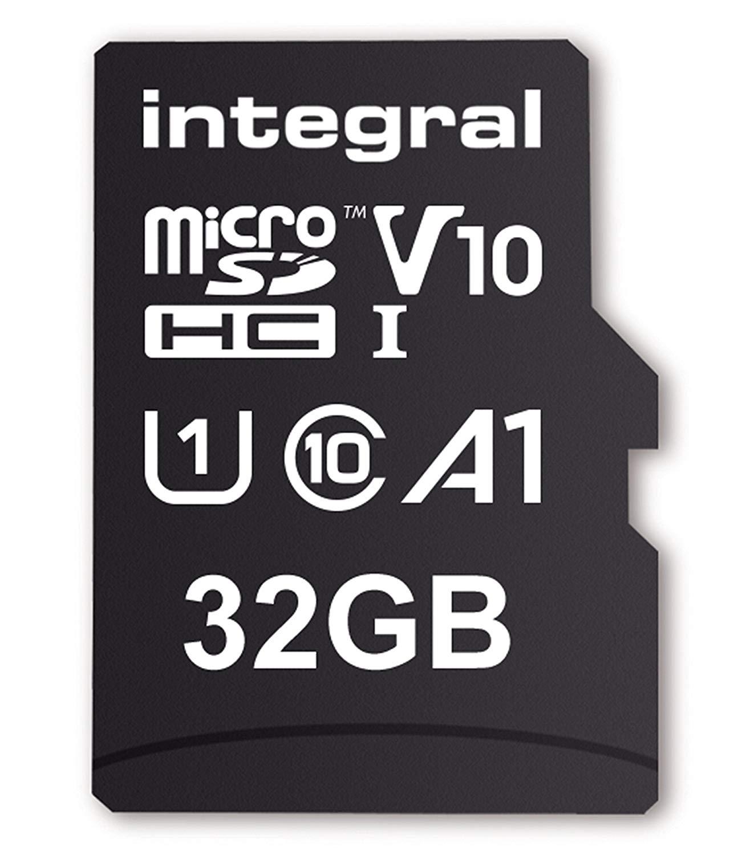 Carte mémoire INMSDH32G-100V10