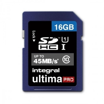 Carte SDHC 16 Go classe 10 UltimaPro