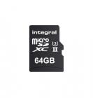 Carte microSD UltimaPro 64Go V60 - classe 10
