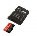 "Carte microSDXC \""Extreme Pro\"" 64GB U3 V30 SanDisk"
