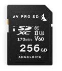 Carte SD AV PRO 256Go V60 - Angelbird