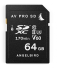 Carte SD AV PRO 64Go V60 - Angelbird