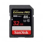Carte SDHC Extreme PRO 32 Go U3 300 Mo/s - Sandisk