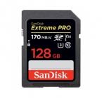 Carte SDXC Extreme PRO 128 Go UHS-I - Sandisk