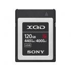 Carte XQD série G 120Go - Sony