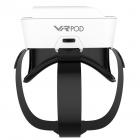 Casque de réalité virtuelle VRPOD - vue de dessus