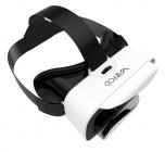 Casque de réalité virtuelle VRPOD blanc - vue de côté