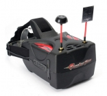 Casque FPV Eachine Goggles Two - vue de biais