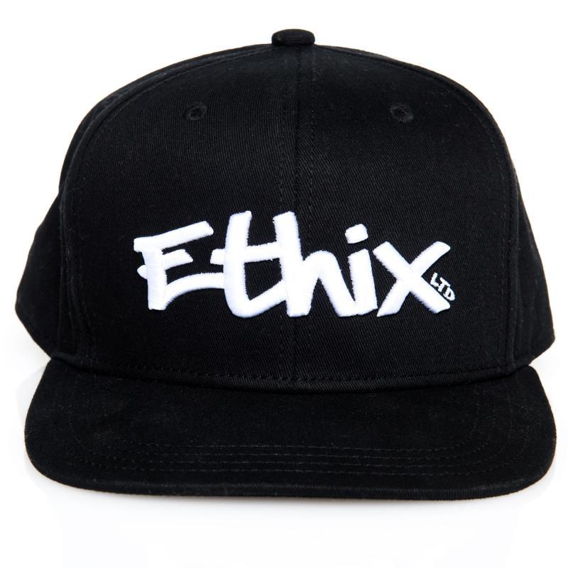 Casquette noire Ethix