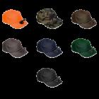 Casquette chasse vidéo-cap pour gopro couleurs