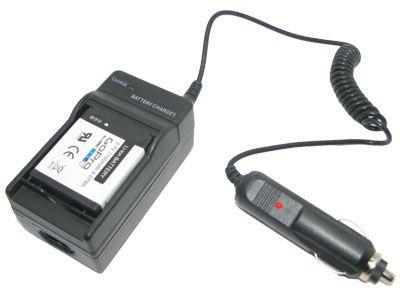 Chargeur batterie 12V et 220V pour GoPro 1 et 2