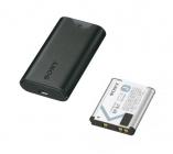 Chargeur & batterie pour caméra Sony RX0