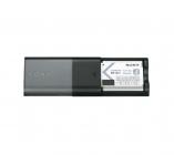 Batterie dans le chargeur pour caméra Sony RX0