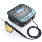 Chargeur double D200 SKYRC 200W + 100W + fer