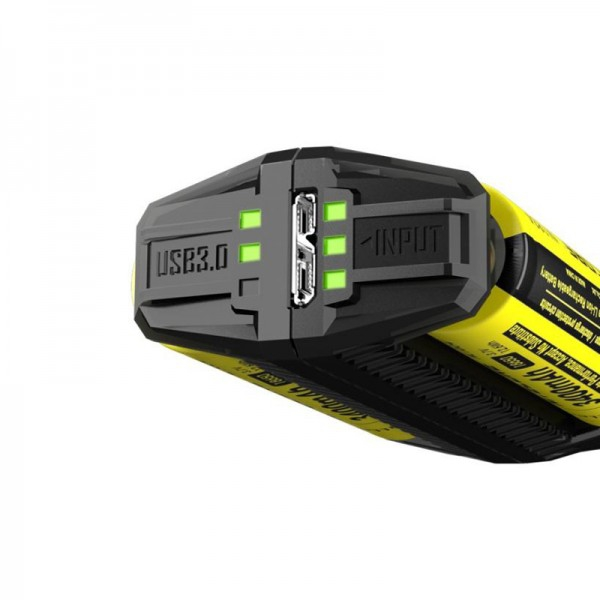 Chargeur de batteries & Power Bank F2 - Nitecore