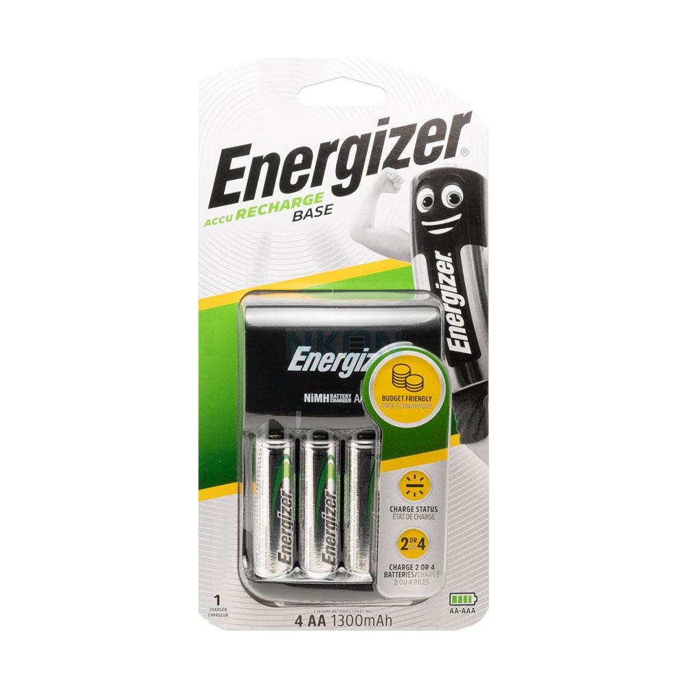 Chargeur de piles AA - Energizer