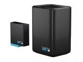 Chargeur double + batterie pour GoPro Hero Black 6/7 et 8